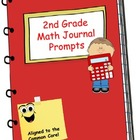 Second Grade Math Journal - Aligned to the Common Core