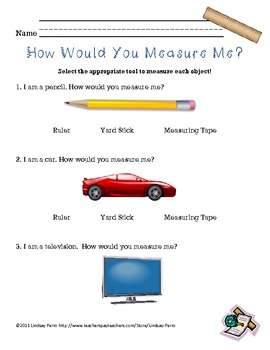 Second Grade Measurement and Data Resources