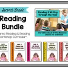 Second Grade Reading Workshop and Shared Reading Bundle