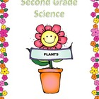 Second Grade Science Plants