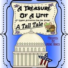 Second Grade Treasures: A Tall Tale ~ Resource and Activit
