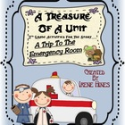 Second Grade Treasures: A Trip To The Emergency Room {Comm