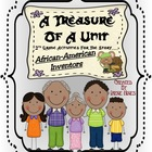 Second Grade Treasures: African-American Inventors {Common Core}