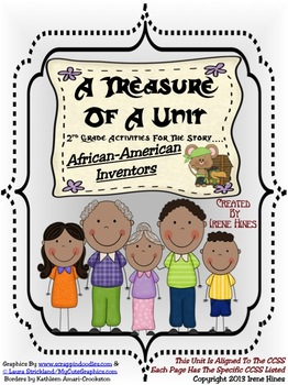 Treasures ~ A Treasure Of A Unit For 2nd Grade : African-A