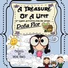 Second Grade Treasures: Doña Flor ~ Resource and Activity