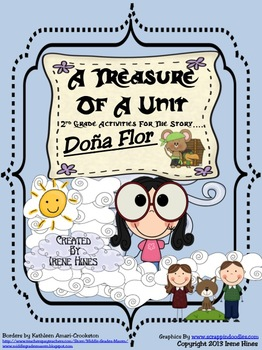 A Treasure Of A Unit For 2nd Grade: Doña Flor {Common Core