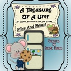 Second Grade Treasures: Mice And Beans {Common Core}