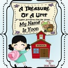 Second Grade Treasures: My Name Is Yoon~ 40 Page Resource