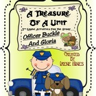 A Treasure Of A Unit For 2nd Grade: Officer Buckle And Glo