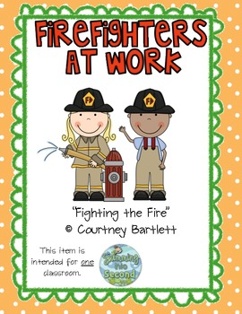 Second Grade Treasures Resources for Fighting the Fire (2.1.3)