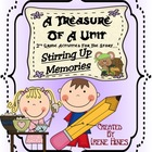 A Treasure Of A Unit For 2nd Grade: Stirring Up Memories {