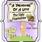 Second Grade Treasures: The Ugly Vegetables {Common Core}