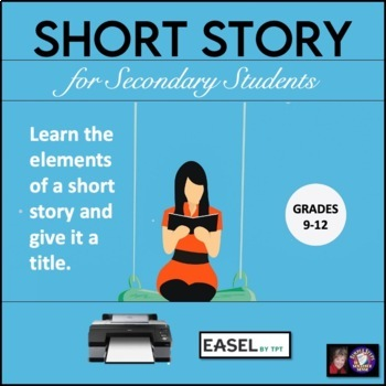 Secondary Short Story One