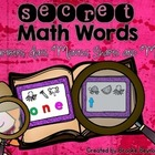Secret MATH Words