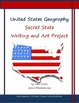 Secret States Project for Writing and Art: United States G