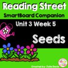 Seeds SmartBoard Companion Reading Street Kindergarten