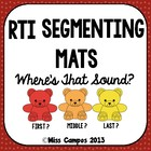 Segmenting CVC Words through Phoneme Isolation : An RTI Strategy