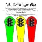 Self Assessment Traffic Light Fans