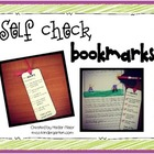 Self Check Bookmarks