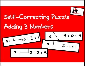 Self Correcting Puzzle - Adding a List of Numbers