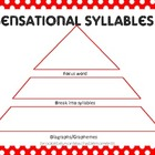 Sensational Syllables