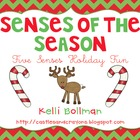 Senses of the Season {Five Senses Holiday Fun}