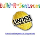 Sentence Building - Pocket Chart Activity