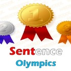 Sentence Olympics : A Fun Writing PowerPoint Acitivity