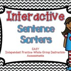 Sentence Sorters