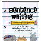 Sentence Structure Unit