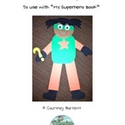 Sentence Superhero Craft