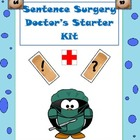 Sentence Surgery Doctor&#039;s Starter Kit (editing)