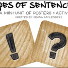 Sentence Types Mini-Unit