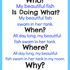Sentence Writing - Expanding, adding who, what, when, where, why