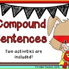 Sentences - Compound Sentences