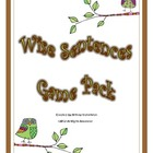 Sentences Supplemental Game Pack