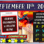 (9/11) September 11th: engaging 35-slide PPT (stats, image