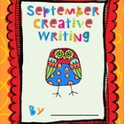 September Creative Writing
