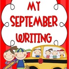 September Writing Prompts for Back to School