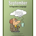 September in Figurative Language