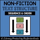 Sequence &amp; Order -- Text Structure packet