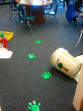 Creature in the Classroom - Sequence Writing Activity (Tex