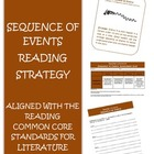 Sequence of Events Reading Strategy