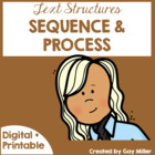 Sequencing [Nonfiction Text Structures Series]