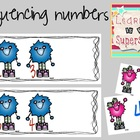 Sequencing Numbers (0-50)