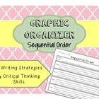 Sequential Order Graphic Organizer