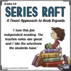 Series RAFT for novels