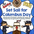 Set Sail for Columbus Day:  CCSS ELA/ Social Studies Unit 