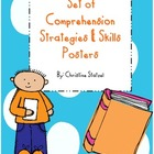 Set of Comprehension Strategy Posters