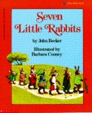 Seven Little Rabbits Listening Center Pack